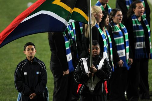 SA v Samoa_Emirates Flag Bearer_ANZ Future Captain