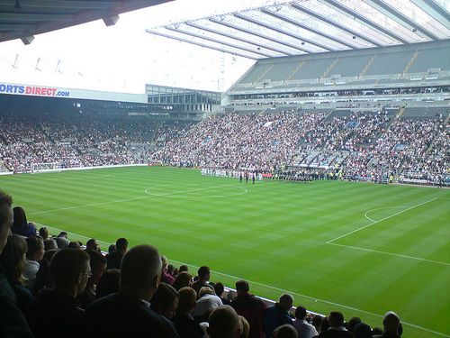 The One and Only St James' Park